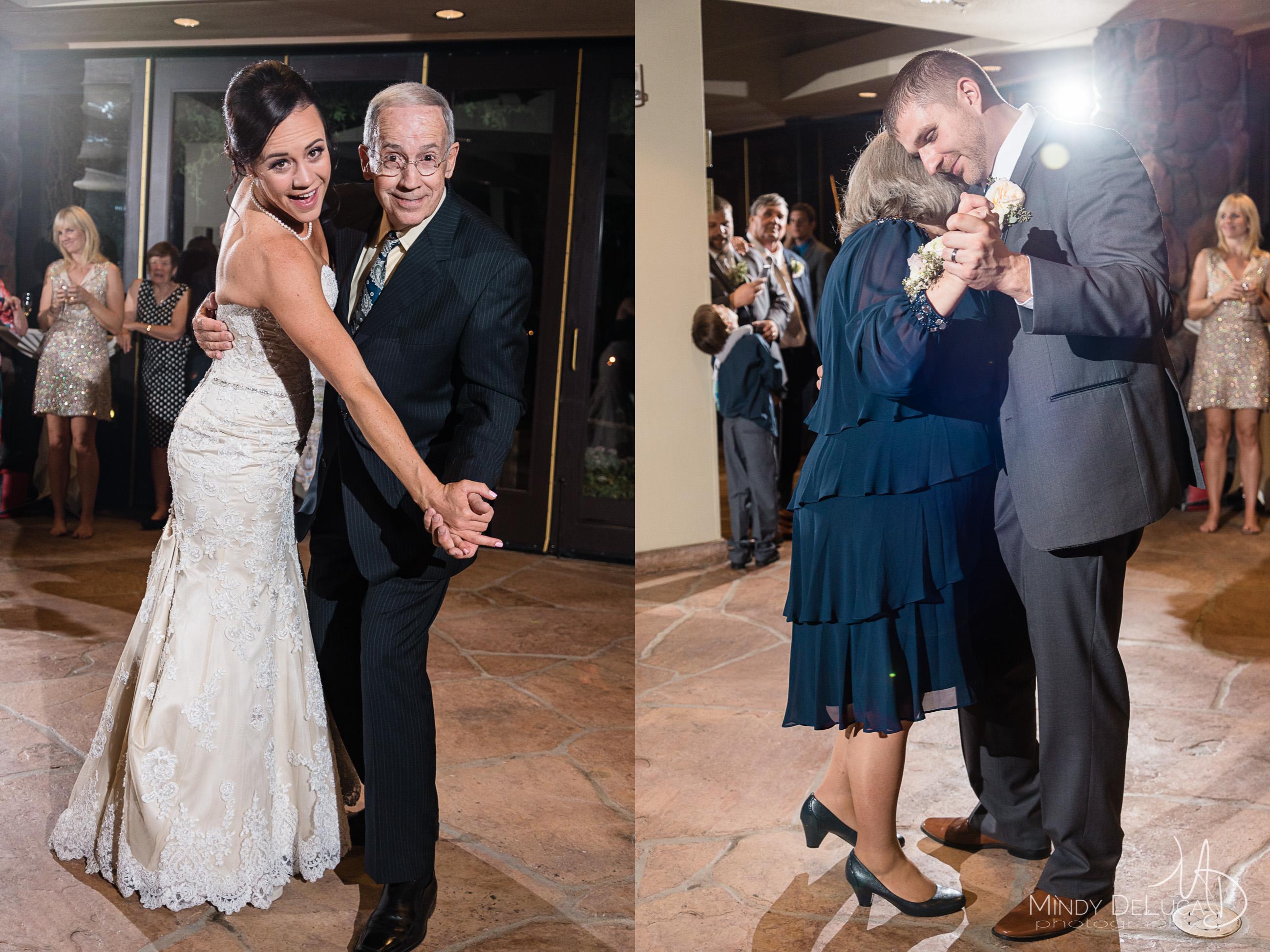 Cute parent wedding dances