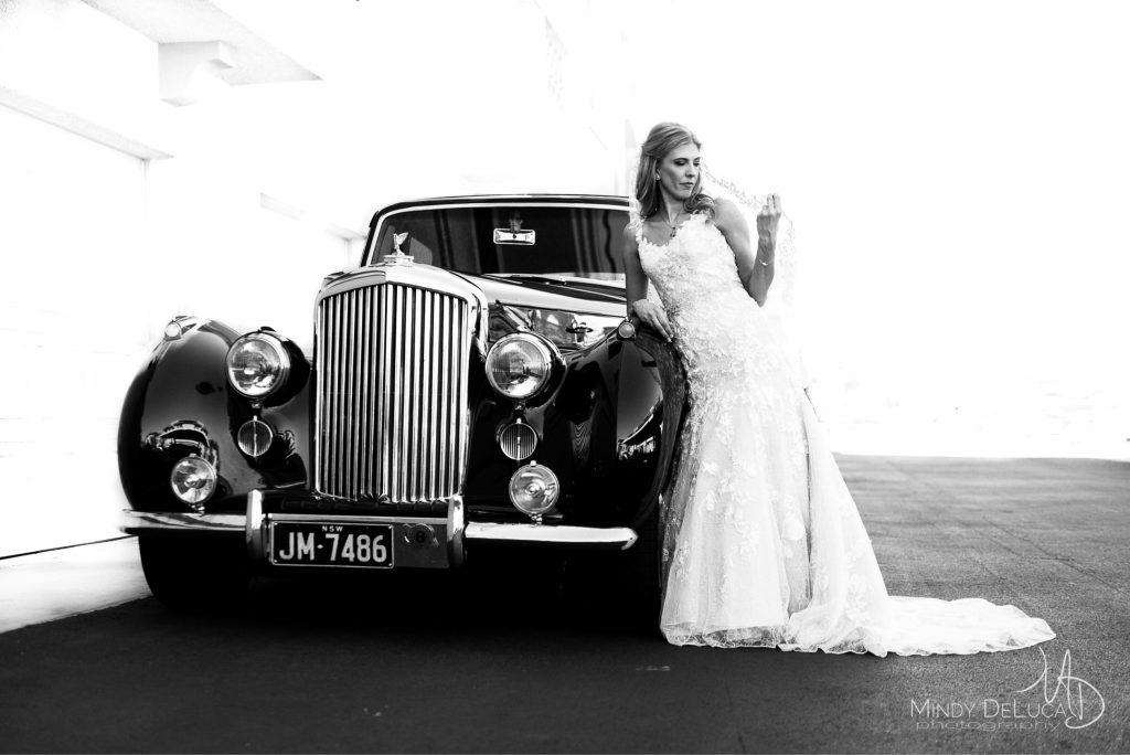Classy Bride Classic Car