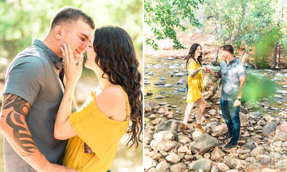 Buddha Beach, Kiss, Crossing Creek, Romantic